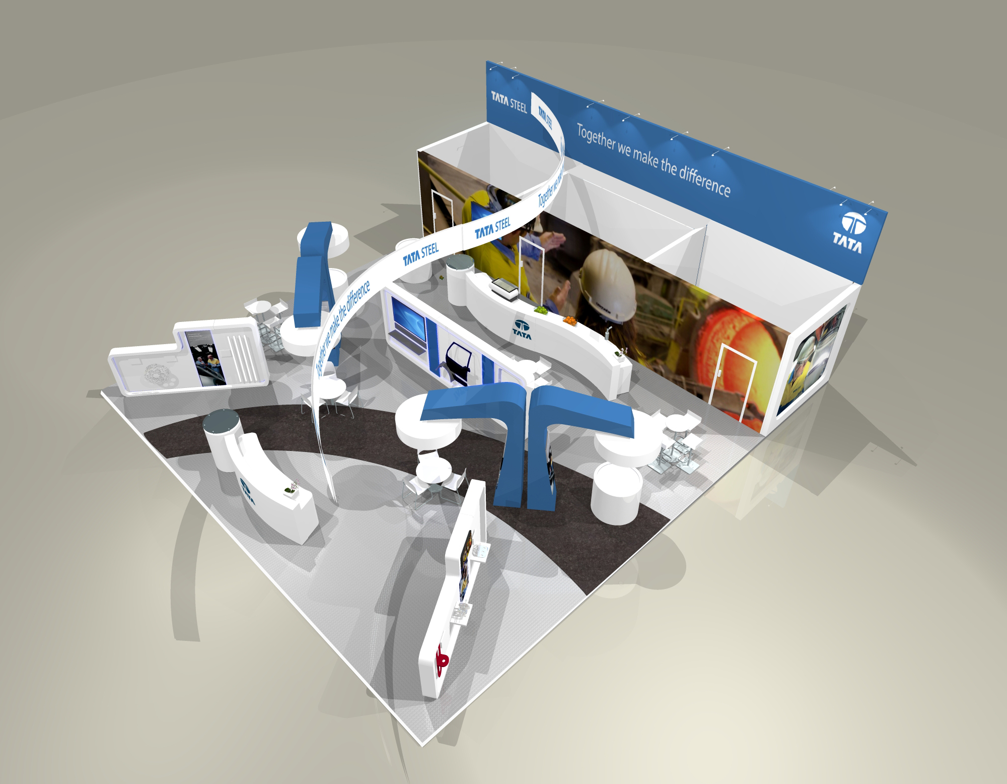 Exhibition Stand Requirements : Bespoke exhibition and interior display stands custom exhibition
