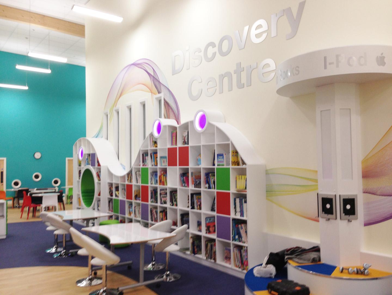 School Interior Design and build